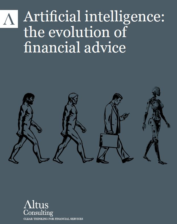 Artificial intelligence: the evolution of financial advice
