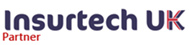 Partnership with InsurTech UK Logo