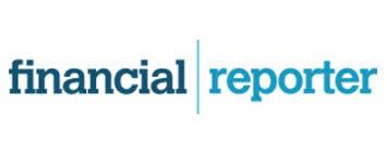 Financial reporter logo