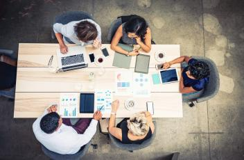 How to use tech to optimise a hybrid office